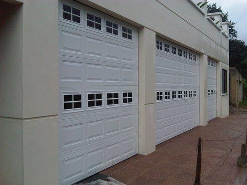 Portones americanos portones y cortinas metalicas - Puertas de garaje precios ...